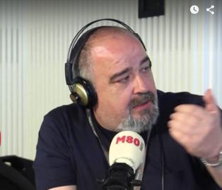 José Muelas (Entrevista Juan Luís Cano en M80)