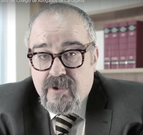 José Muelas declaraciones (CGAE Colegios de Partido)