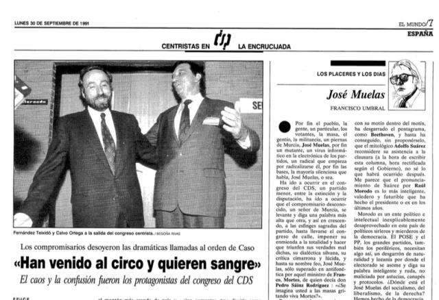 Francisco Umbral: