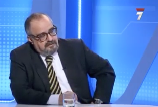 José Muelas en 7 Región de Murcia Televisión TV