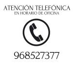 Teléfono José Muelas Cerezuela Abogado Atención Telefónica